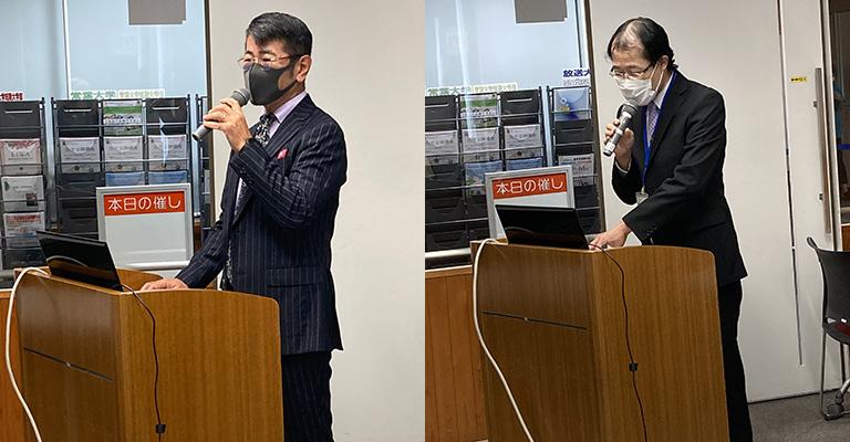 清掃作業従事者研修指導者講習の開催